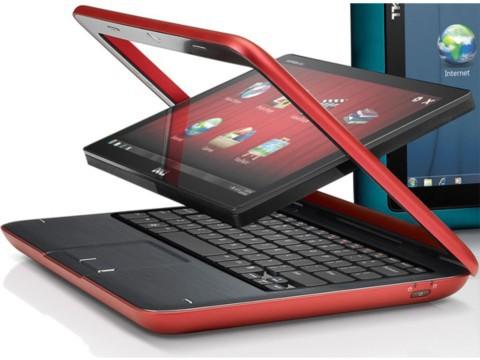 """Dell Inspiron Duo: o netbook """"conversível"""" da Dell."""