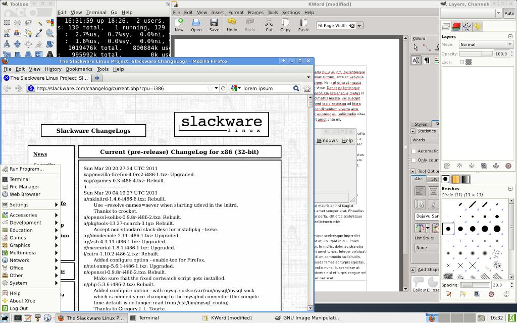 slackware 13.37