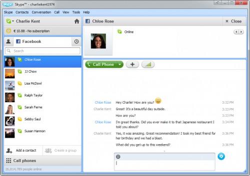 Skype 5.5 para Windows