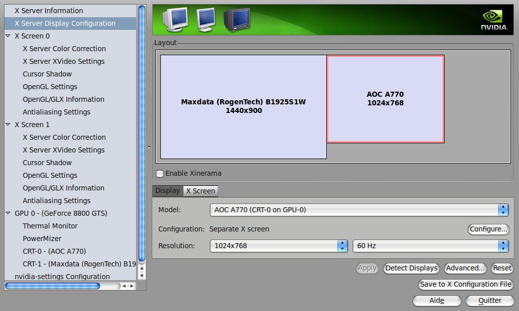 Usando múltiplos monitores - Hardware com br