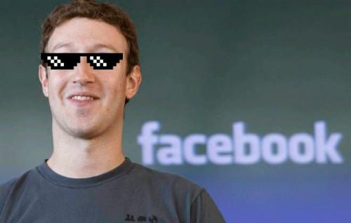 Resultado de imagem para zuckerberg rindo
