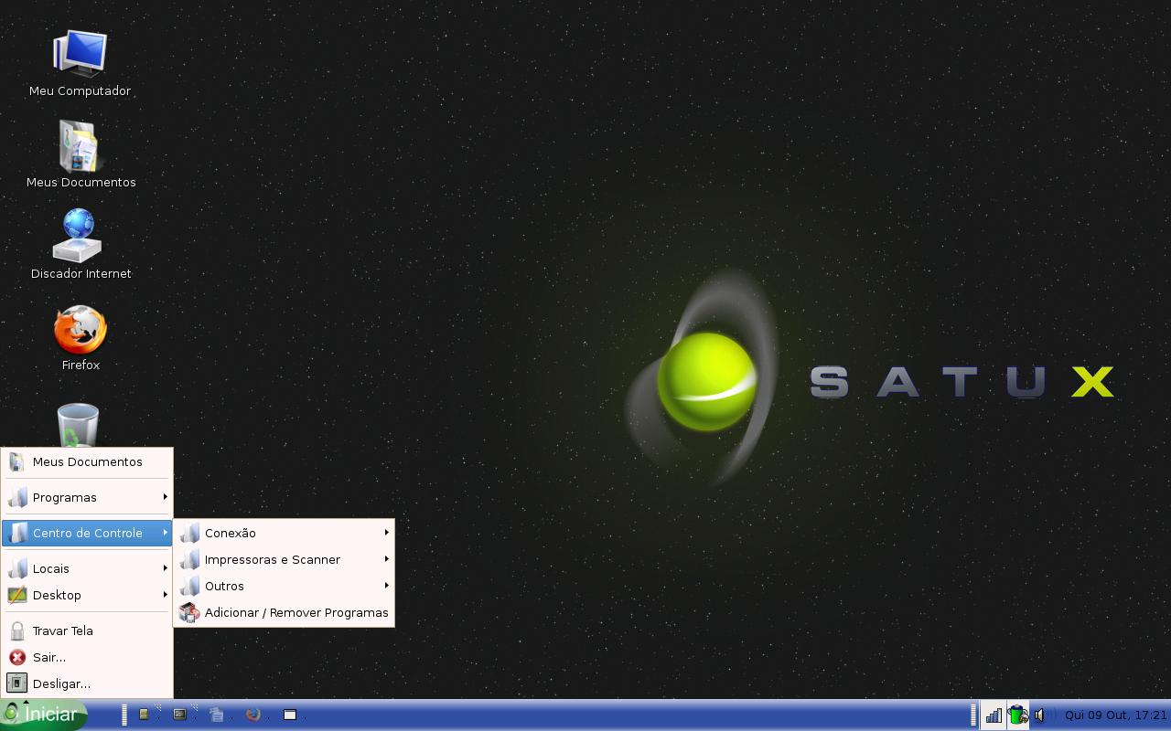 linux satux cce