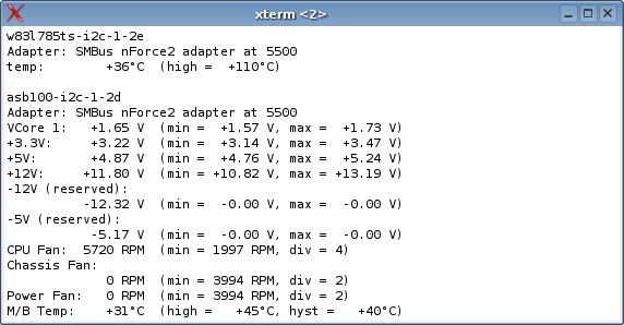 Monitores de temperatura e coolers - Hardware com br
