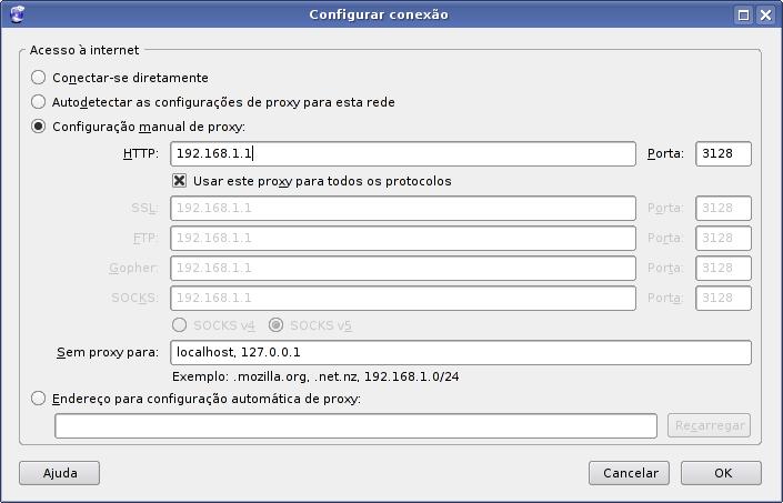 Configurando um servidor proxy com o Squid - Hardware com br