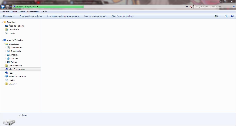 Resolvido - Erro na lixeira Windows 7 Ultimate