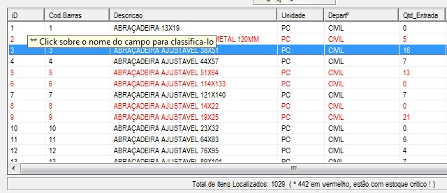 Resolvido - Excel > VBA > Classificar Listview Decrescente