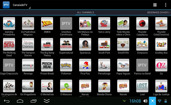 IPTV - Novo Método