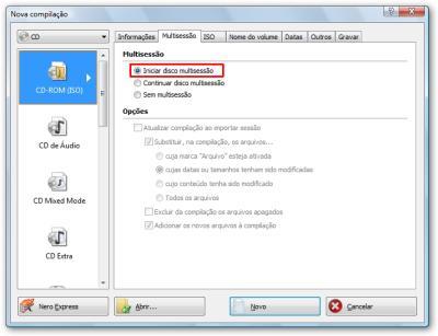 [Software] Como usar o NERO 9 533db039a4117e944d041c87c6b7cc19