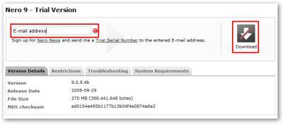 [Software] Como usar o NERO 9 609b443d9c0ca8a19f48f1b5542d7ed0