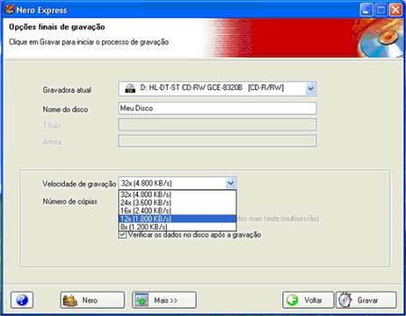 MP3 DE NERO BAIXAR CD GRAVADOR