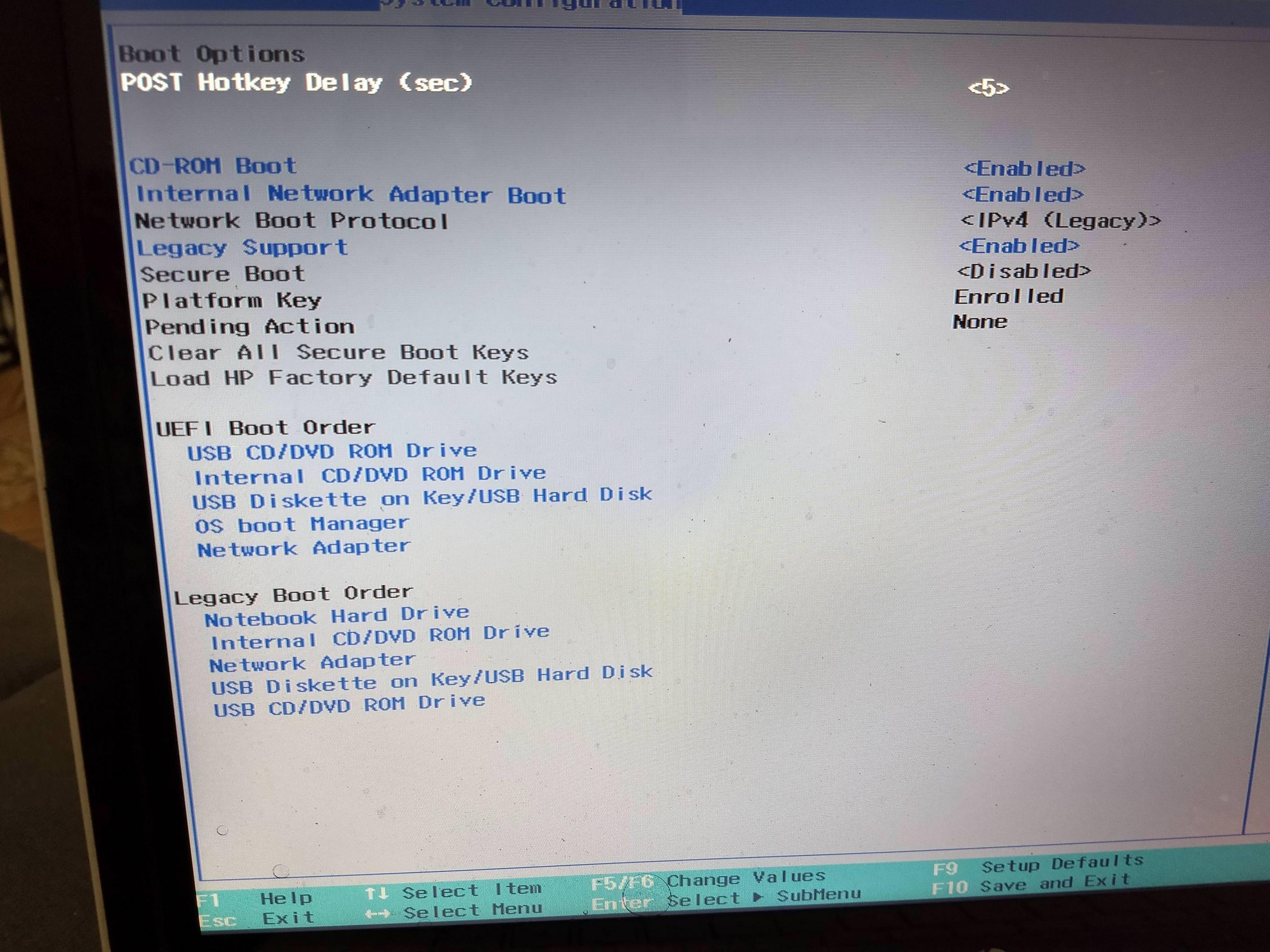 Ultrabook HP Não Formata!!