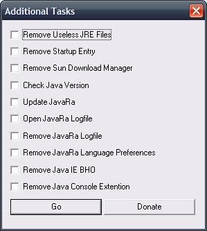 Novo Java Runtime Environment (JRE) 7